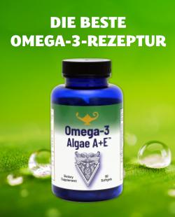 Die beste Omega-3-Rezeptur